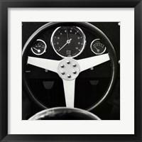 Framed 1959 Porsche
