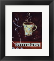 Coffee cafe II Framed Print