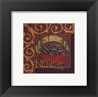 Framed Olive Nere