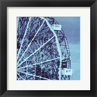 Framed Ferris Wheel