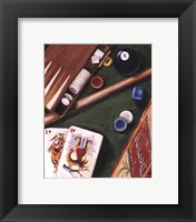 Framed Eight Ball Corner