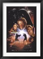 Framed Star Wars - Episode III