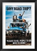 Framed Road Trip