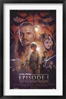 Framed Star Wars - Episode I