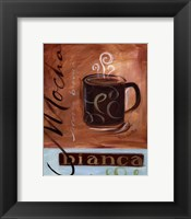 Coffee Cafe IV Framed Print