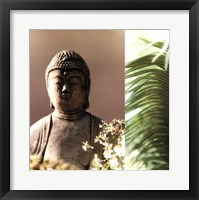 Framed Buddha Breeze II