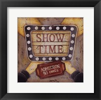 Framed Show Time