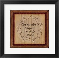 Framed Grandchildren
