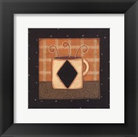 Coffee Mug II Framed Print