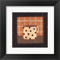 Coffee Mug III Framed Print
