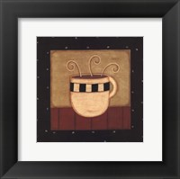 Coffee Mug IV Framed Print