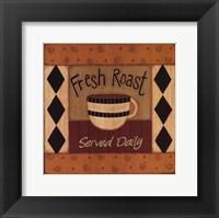 Framed Served Daily