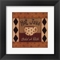Bold And Rich Framed Print