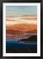 Lake Powell Afternoon Framed Print
