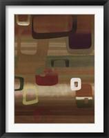 Framed Palm Springs II