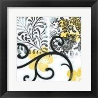 Opulence I Framed Print