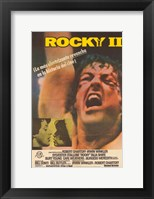 Framed Rocky 2 (spanish)