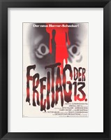 Framed Friday the 13th (german)