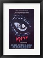 Framed Wolfen