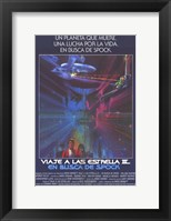 Framed Star Trek 3: The Search for Spock (Spanish)