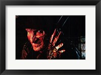 Framed Nightmare on Elm Street