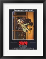 Framed Night of the Creeps
