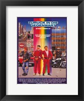 Framed Star Trek 4: The Voyage Home