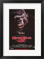 Framed King Kong Lives 2