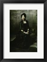 Deadwood Molly Parker as Alma Garret Framed Print