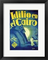 Framed Idilio en el Cairo