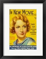 Framed Marlene Dietrich - New movie