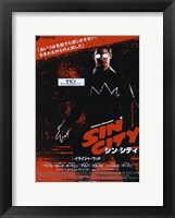 Framed Sin City Chinese Man