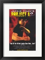 Framed Jackie Chan's Project A2