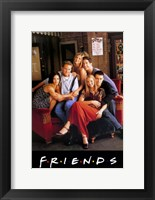 Framed Friends (TV) Cast