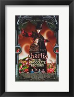Framed Charlie and the Chocolate Factory