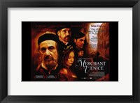 Framed Merchant of Venice Al Pacino