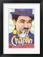 Framed Charlie Chaplin Retrospective