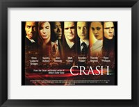 Framed Crash Cast