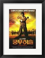 Framed Kung Fu Hustle Gangsters