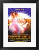 Framed Kung Fu Hustle Landlady