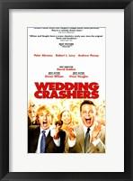 Framed Wedding Crashers