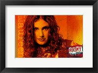 Rent - Maureen Framed Print