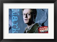 Rent - Mark Framed Print