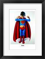 Framed Superboy
