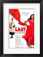 Framed Last Holiday