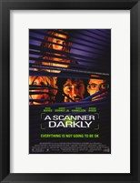Framed Scanner Darkly