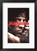 Framed Rambo - Stallone