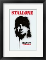 Framed Rambo - January 25