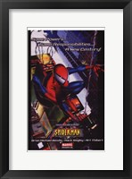 Framed Ultimate Spiderman
