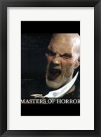 Framed Masters of Horror